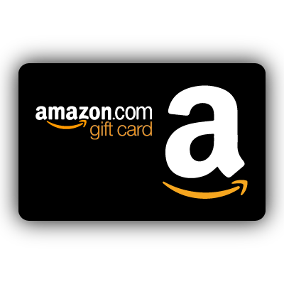 Amazon.com Gift Card USD Logo