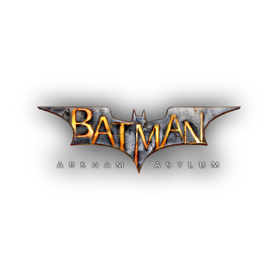 Batman: Arkham Asylum GOTY PC GLOBAL Logo