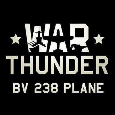 BV 238 Plane Logo