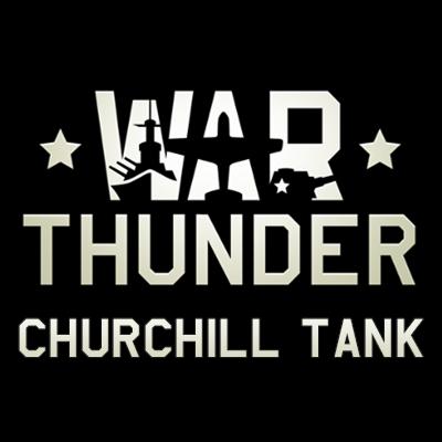 Churchill Tank Logo