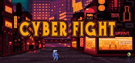Cyber Fight Logo