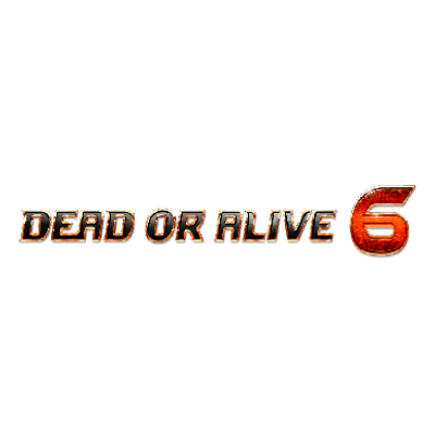 DEAD OR ALIVE 6 Logo