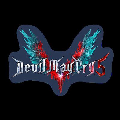 Devil May Cry 5 Logo