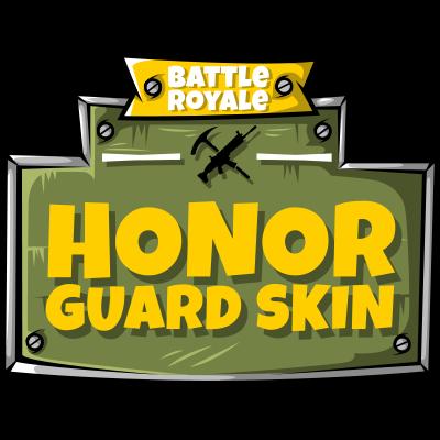 Fortnite - HONOR Guard Skin Logo
