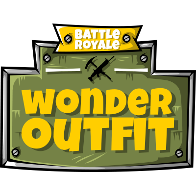 Fortnite - Wonder Outfit Logo