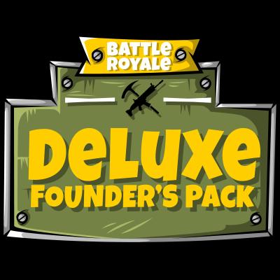 Fortnite Deluxe Founder's Pack Logo