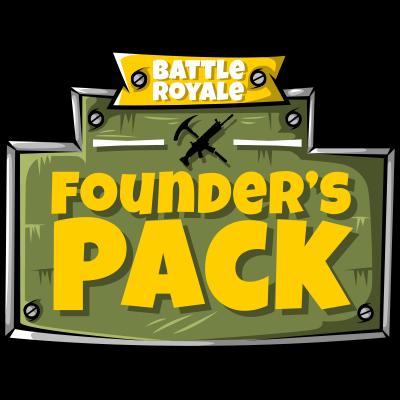 Fortnite Standard Founder's Pack Logo