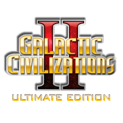 Galactic Civilizations II: Ultimate Edition PC GLOBAL Logo