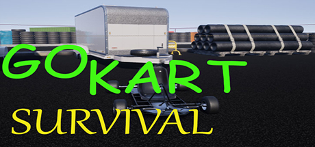 Go Kart Survival Logo