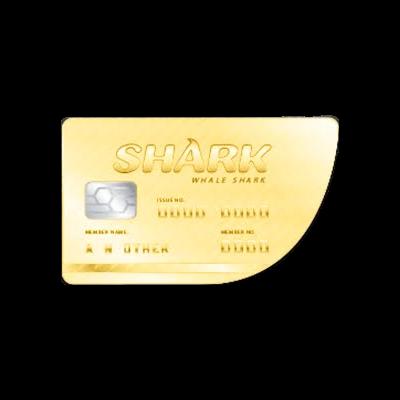 GTA Online: The Whale Shark Cash Card Logo