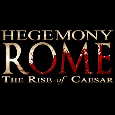 Hegemony Rome: The Rise of Caesar PC GLOBAL Logo