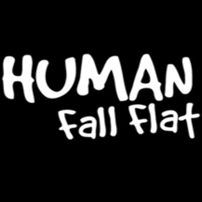 Human: Fall Flat Logo