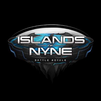 Islands of Nyne: Battle Royale Logo