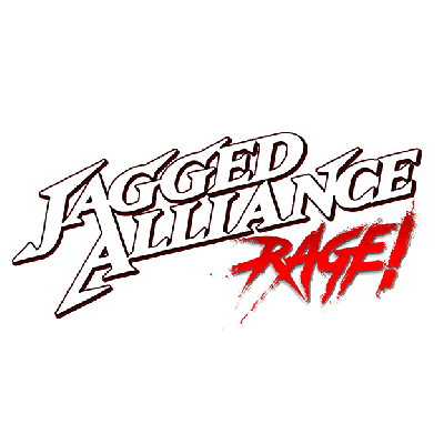 Jagged Alliance: Rage! PC GLOBAL Logo