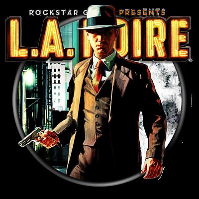 L.A. Noire Complete Edition Logo