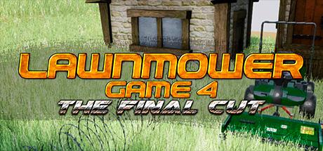 Lawnmower Game 4: The Final Cut Logo