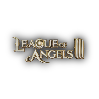 League of Angels III 500 Topaz Logo