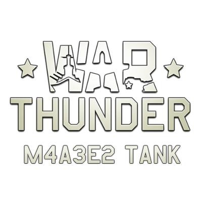 M4a3e2 Tank Logo
