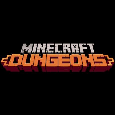 Minecraft: Dungeons PC Logo