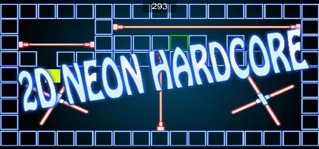 Neon Hardcore Logo