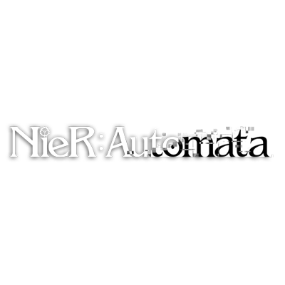 NieR: Automata - Game of the YoRHa Edition Logo