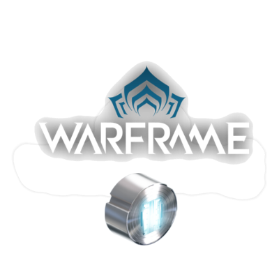 Platinum 75 (Warframe) Logo