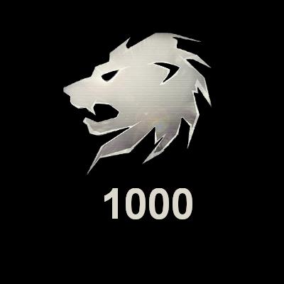 Silver Lions 1000 Logo
