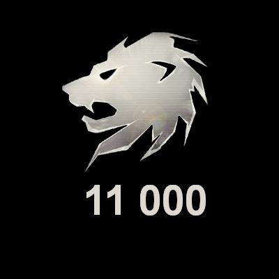 Silver Lions 11 000 Logo