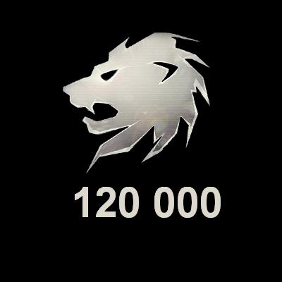 Silver Lions 120 000 Logo