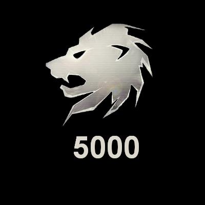 Silver Lions 5000 Logo