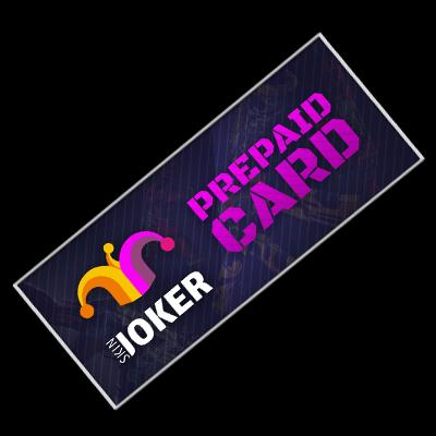 SkinJoker Pre-paids Logo
