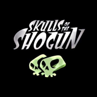 Skulls of the Shogun Logo
