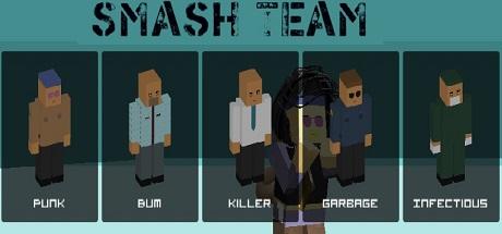 Smash team Logo