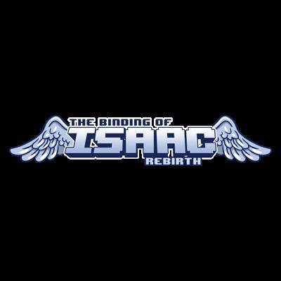 The Binding of Isaac: Rebirth Logo