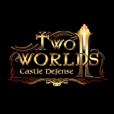 Two Worlds II Castle Defense Logo