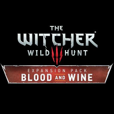 Wiedźmin 3: Krew i wino Logo