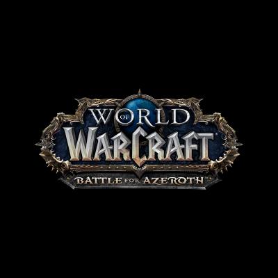 World of Warcraft: Battle for Azeroth NORTH AMERICA Logo