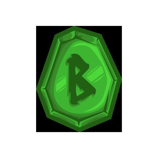 Runa Berkana Logo