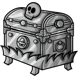 Silver Gift Chest avatar