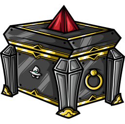 Golden Fortnite Chest avatar