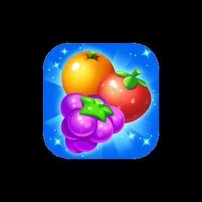logo Coloring Fruit Pop