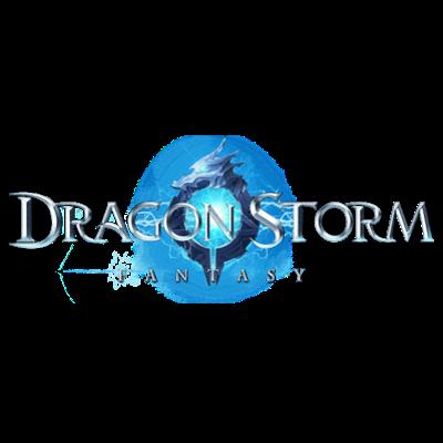 logo Dragon Storm Fantasy