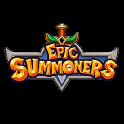 logo Epic summoners: battle hero warriors