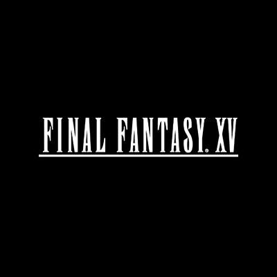 logo Final Fantasy XV