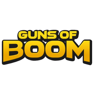 logo Guns of Boom