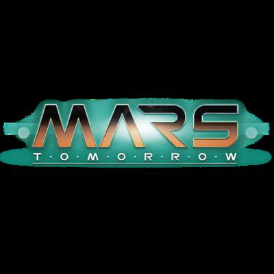 logo Mars Tomorrow