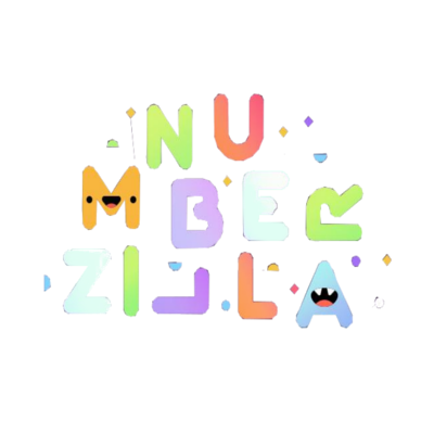 logo Numberzilla
