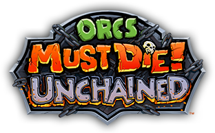 logo Orcs Must Die! Unchained