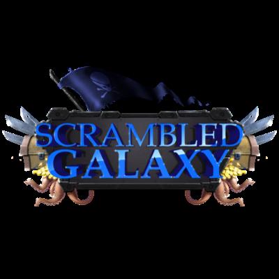 logo Scrambled Galaxy