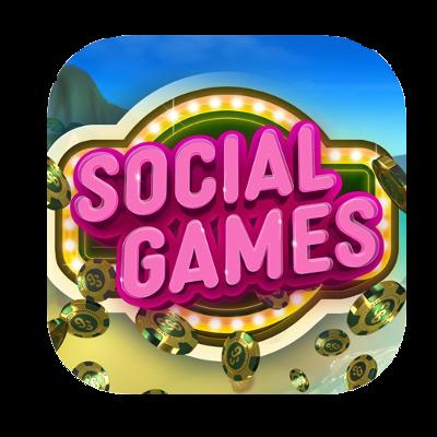 logo SocialGames Casino Slots 777